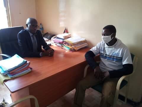 Claud Anta Mwazala released Voi OCS summoned.