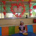 Rahyme Enactment Queen of Hearts (Nursery) 15.02.2016