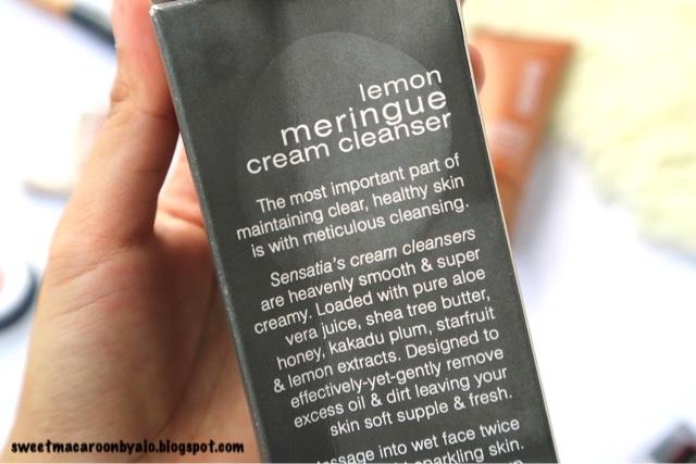 Sensatia Botanicals Cream Cleanser