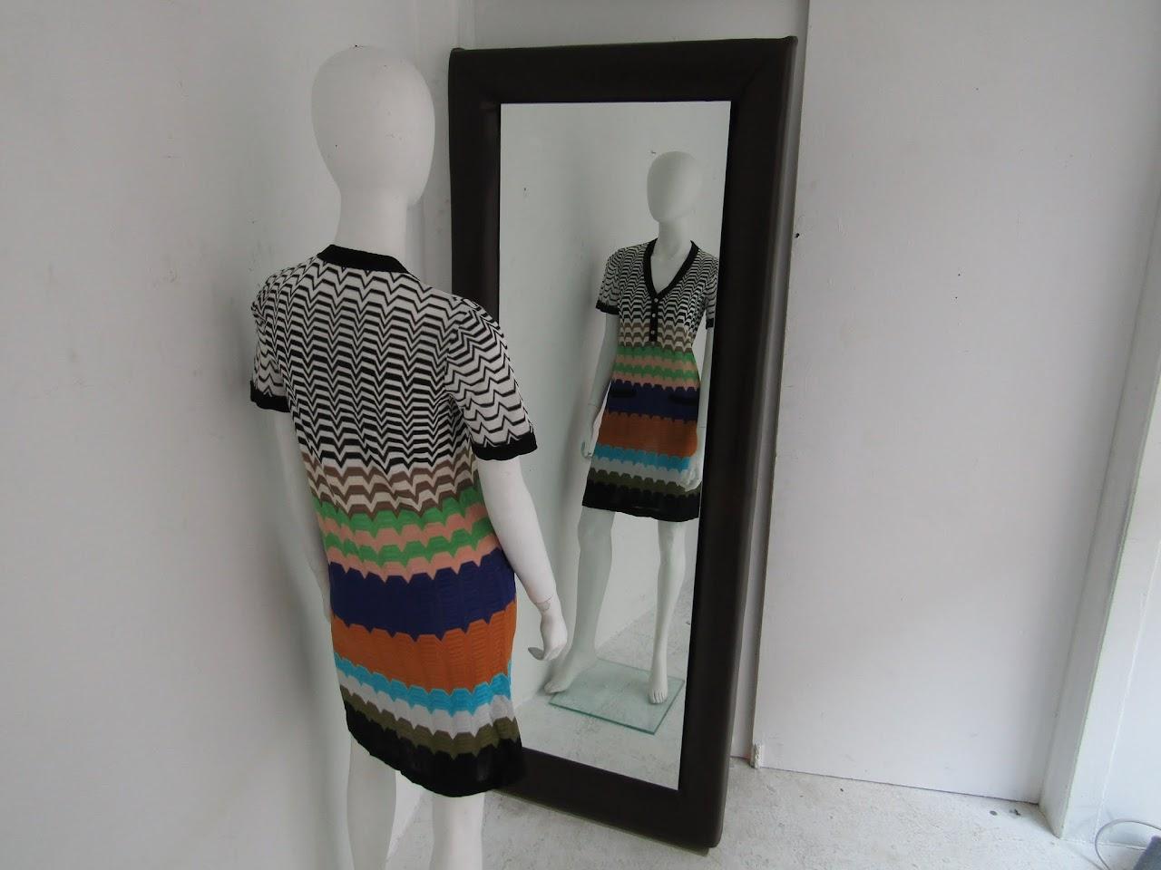 Natuzzi Floor Mirror