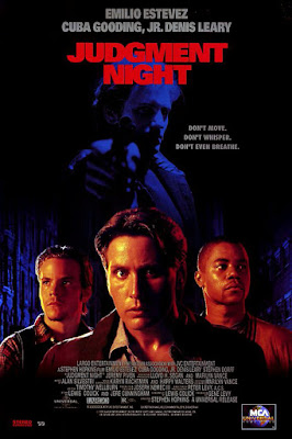 Judgment Night Poster