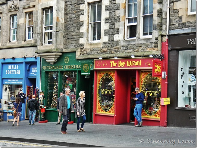 The Royal Mile 2