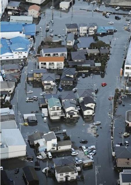 Tsunami – Japão 2011 - As melhores imagens da tragedia... Fotos-do-japao-25