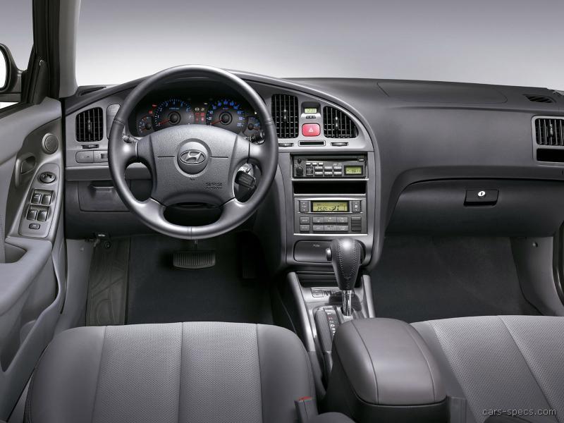 Delightful ... 2004 Hyundai Elantra 00010 ...