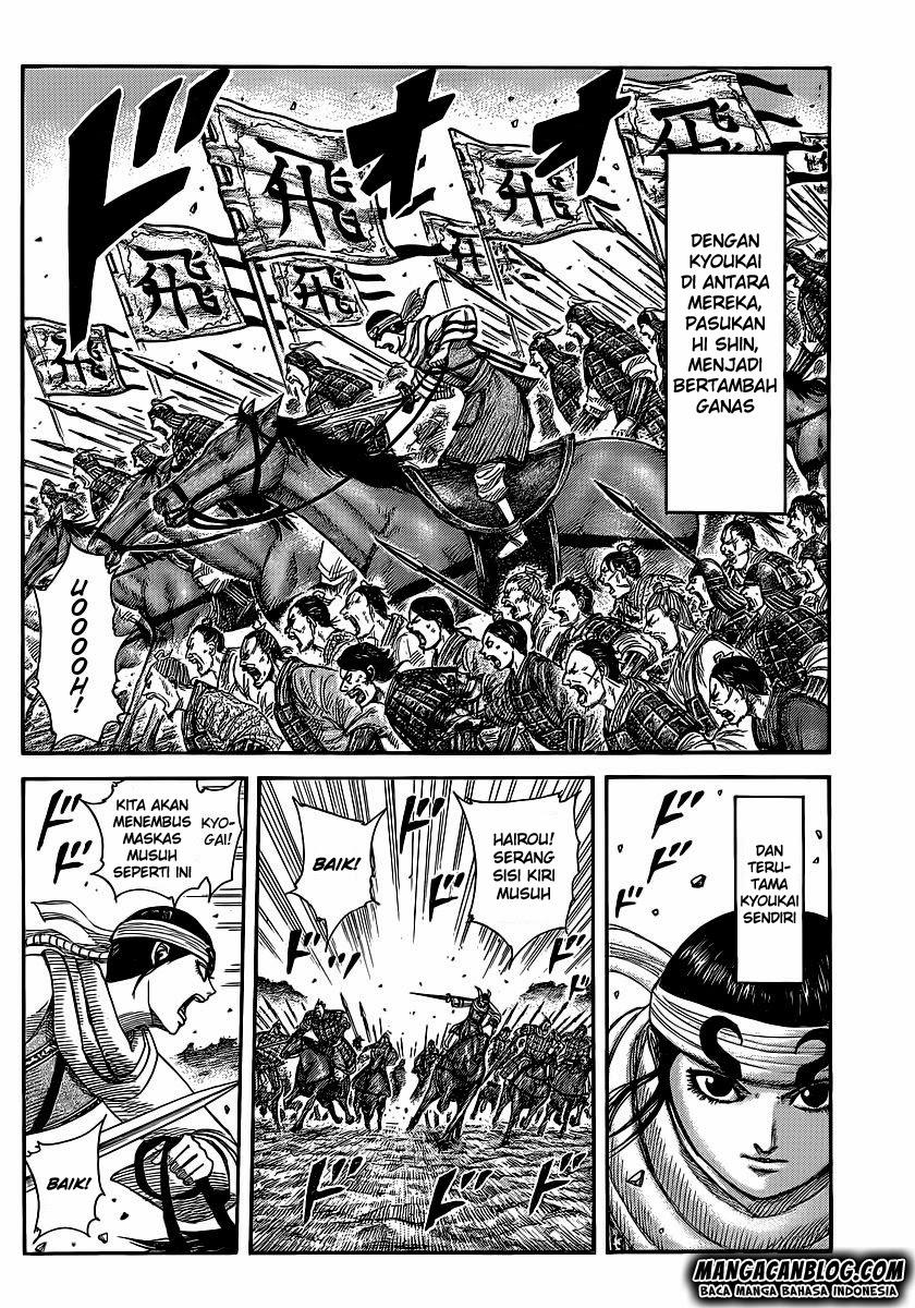 Kingdom Chapter 364