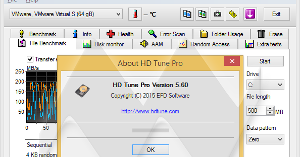 free download hd tune pro v5 00 full version