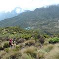 aklimatizacijski uspon na Little Meruu