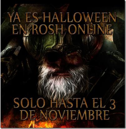 Rosh Online Halloween