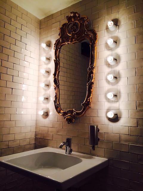 Badrum badrum belysning : Lattematte (villaliv i Enskede): Inspired! Badrumsbelysning