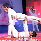 Annual Day 2015 - (29-11-2015) Performance by III AB students (Yoga Dance)