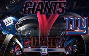 New York Giants Wicked Wallpaper