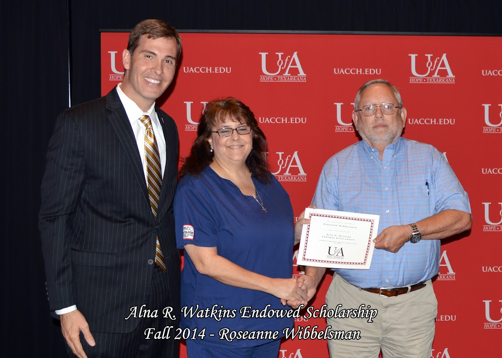 Scholarship Awards Ceremony Fall 2014 - Roseanne%2BWibbelsman.jpg