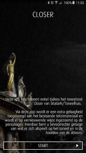 CLOSER – Mathijs F Scheepers