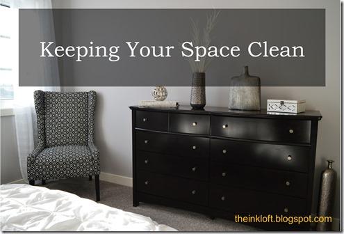 Keeping Your Space Clean