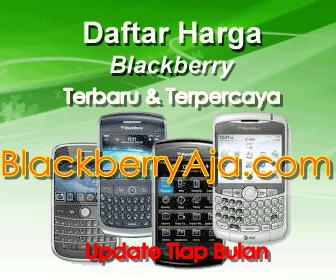 Daftar Harga Blackberry Baru dan Bekas Januari 2013 Lengkap: