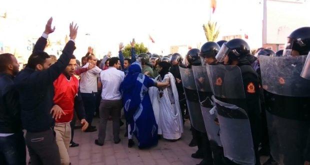 في تقرير مطول، عدالة البريطانية: قمع ممنهج من قبل السلطات المغربية ضد حرية الصحافة والاعتقال التعسفي للصحفيين في الصحراء الغربية المحتلة