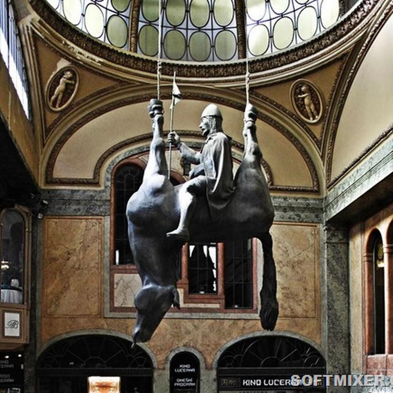 Жуткие статуи, на которые все же стоит посмотреть