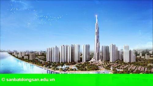 Hình 1: STDA mở bán dự án Vinhomes Central Park tại Hà Nội