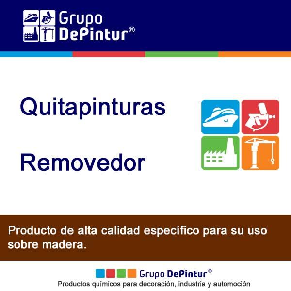 DECAPANTE - QUITAPINTURAS