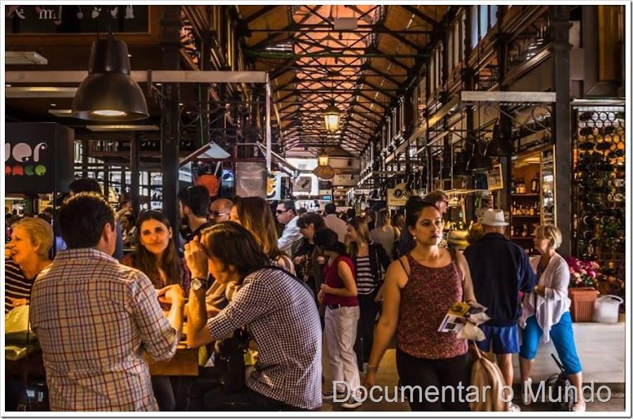 Mercados de Madrid, mercados gastronómicos de Madrid, mercado de San Miguel