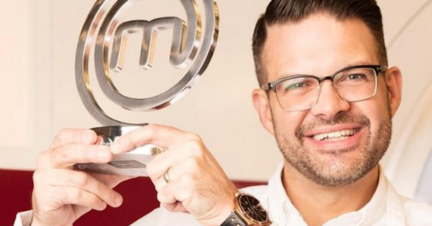 Kenny Tutt wins MasterChef 2018