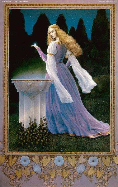 Galadriel, Sorceress 1