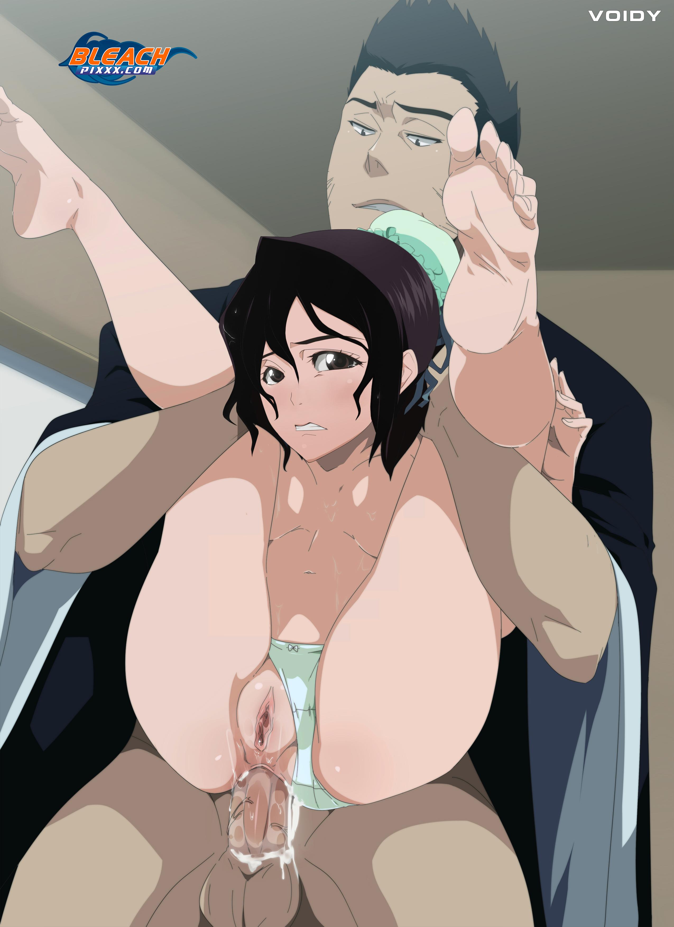 Never hentai karin bleach fantastic sexy