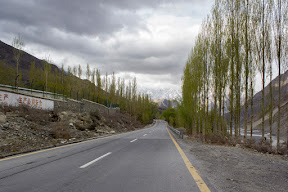 Karakoram Highway approching, Gilgit Baltistan