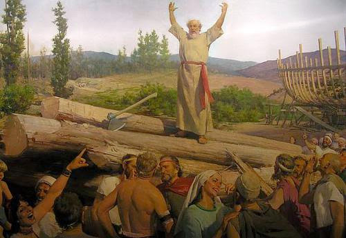 What Did Noah Really Preach About For 120 Years
