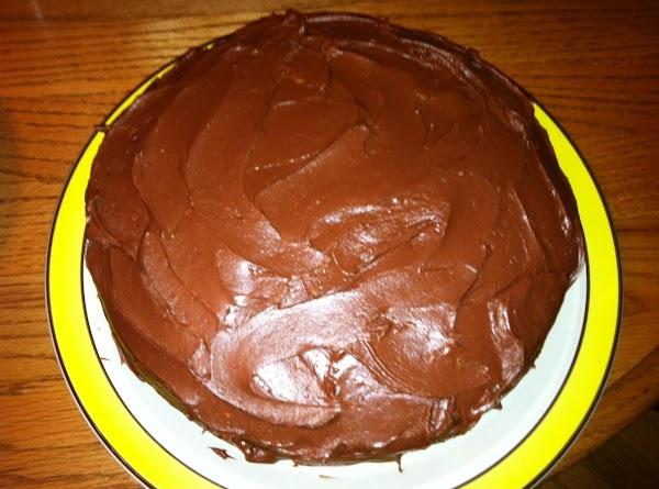 Chocolate Sour Cream Frosting Recipe