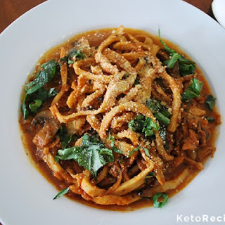 Squid Noodle Pasta