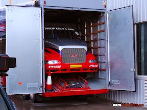 Drag Diesel Truck