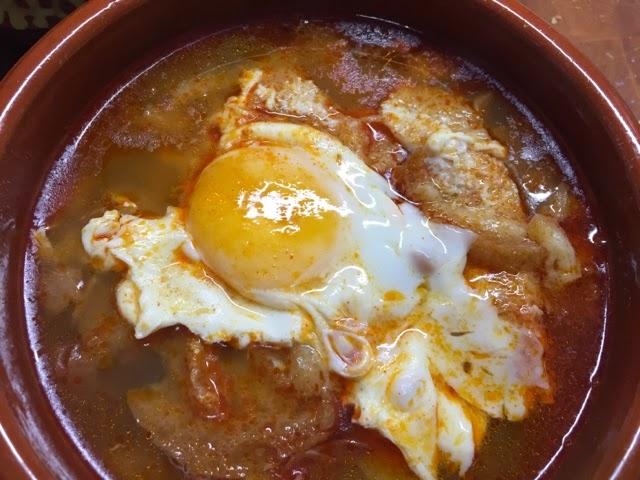 Sopa Castellana O Sopa De Ajo.