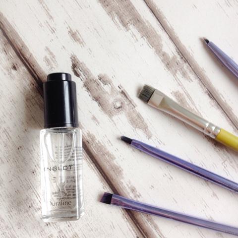 inglot duraline eyeshadow sealer review