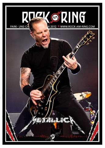Metallica Live Rock Am Ring HD 720p Inglés 2012