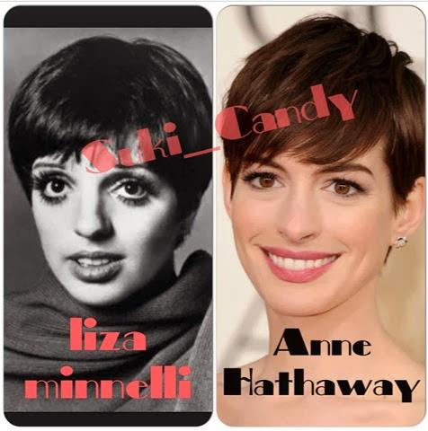 Anne Hathaway Liza Minnelli | www.pixshark.com - Images ...