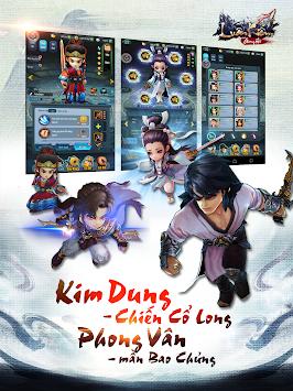 Luận Kiếm Giang Hồ apk screenshot