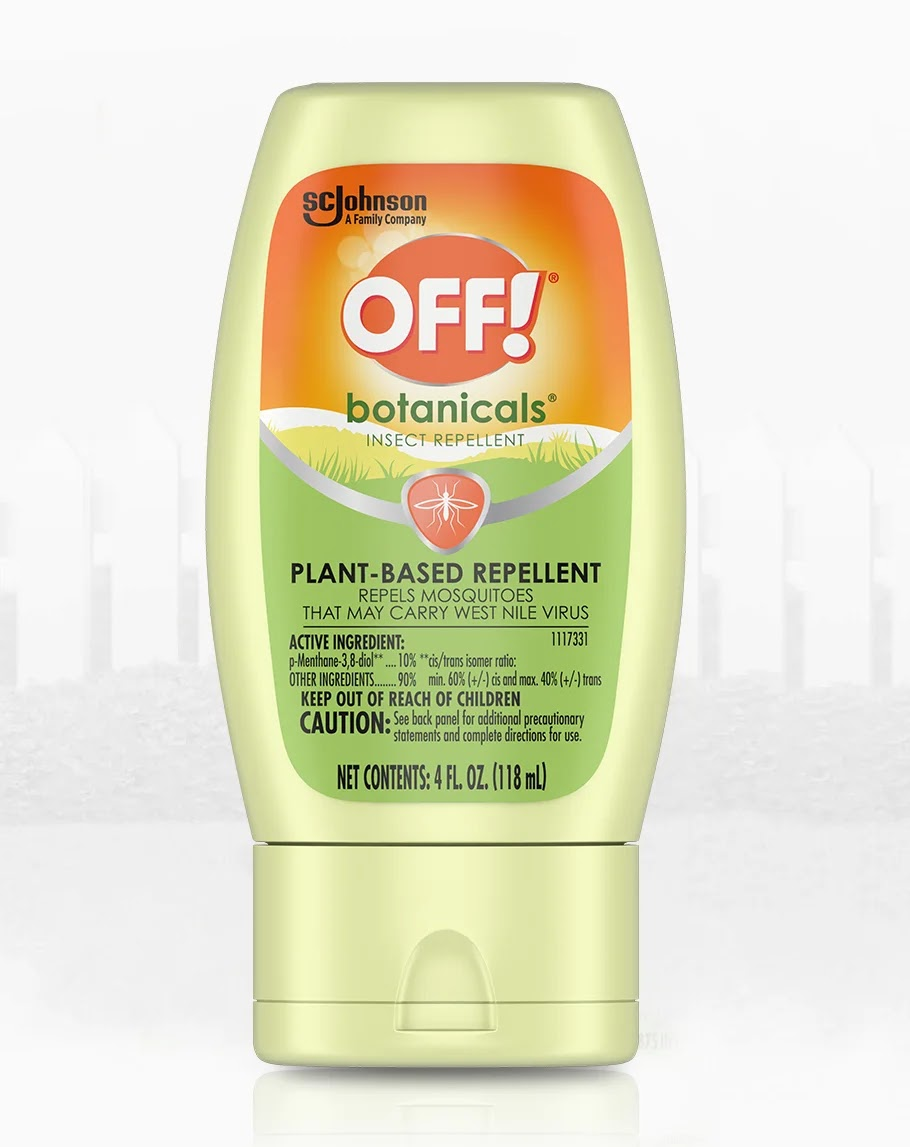 OFF Botanicals lotion