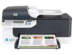 How to down HP Officejet J4680 All-in-One printing device installer program