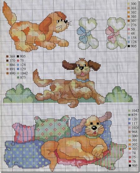 perros punto de cruz (9)