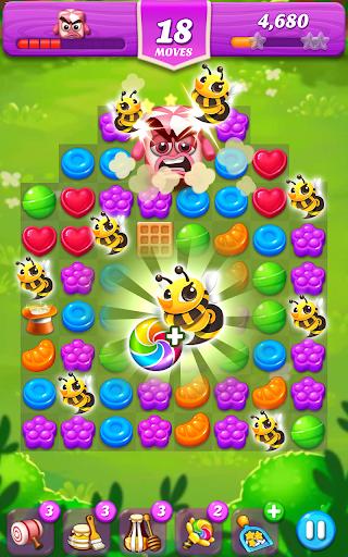 Lollipop & Marshmallow Match3  captures d'écran 1
