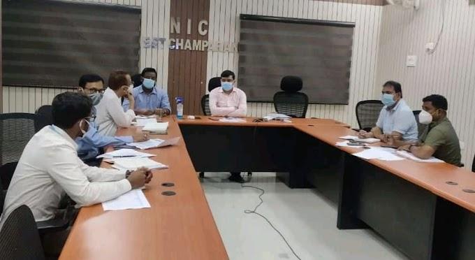 गाँधी जयन्ती पर होगा कोविड-19 टीकाकरण मेगा कैम्प का आयोजन