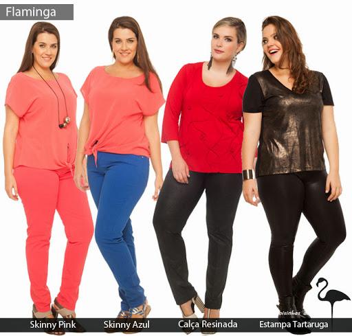 Dica de loja online plus size  Flaminga 7bcb4182ff