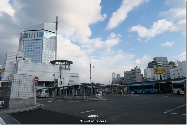高松 無料免費展望台和高松港 (2)