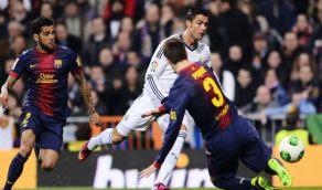 Goles Real Madrid Barcelona [1-1] 30Enero resultado Copa del rey