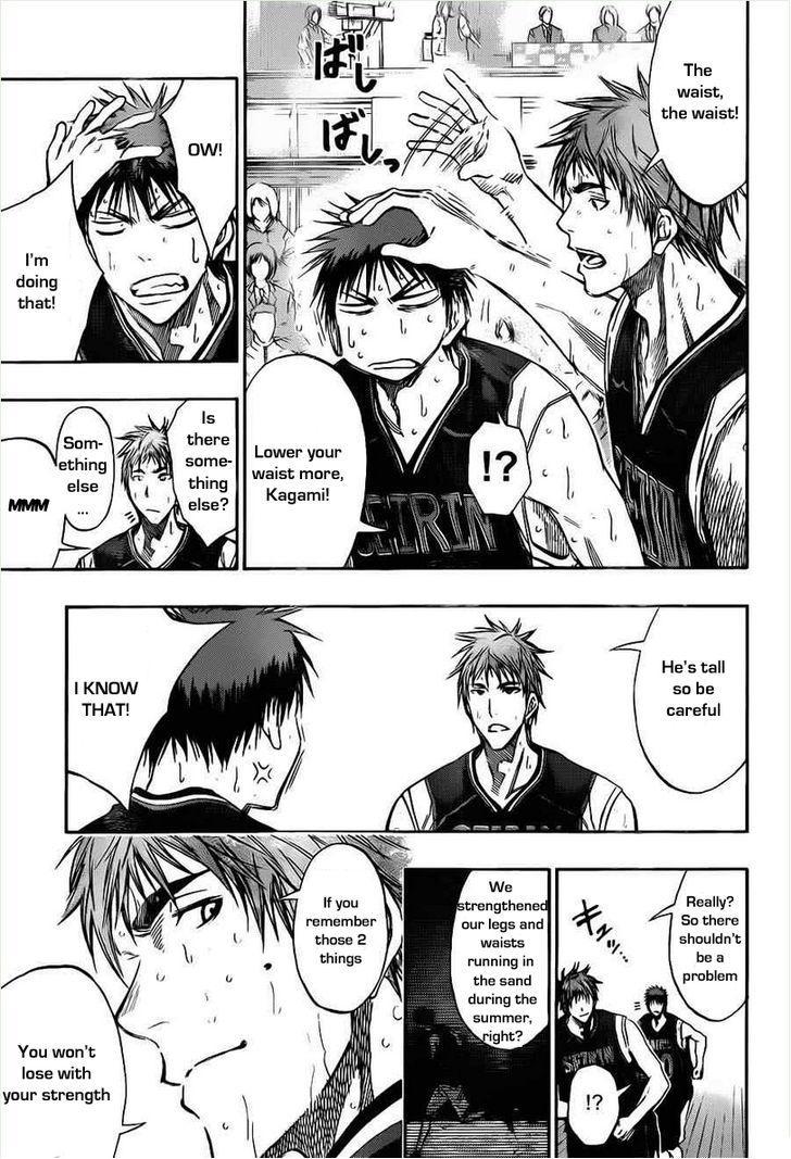 Kuroko no Basket Manga Chapter 149 - Image 15
