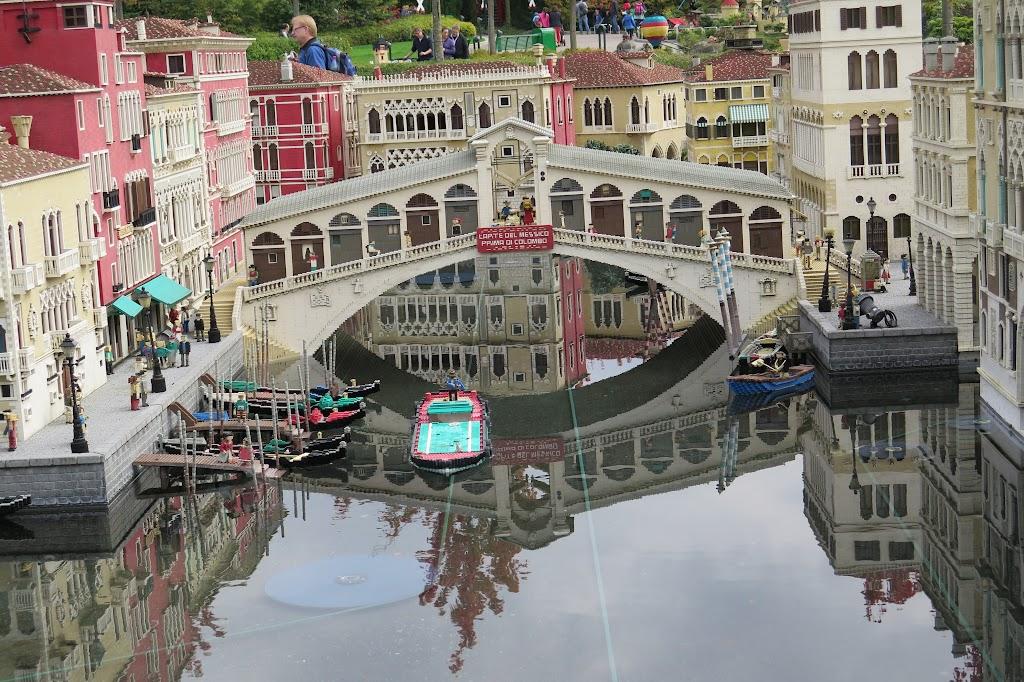Insgesamt ist Venedig aber immer noch halbwegs ansehnlich