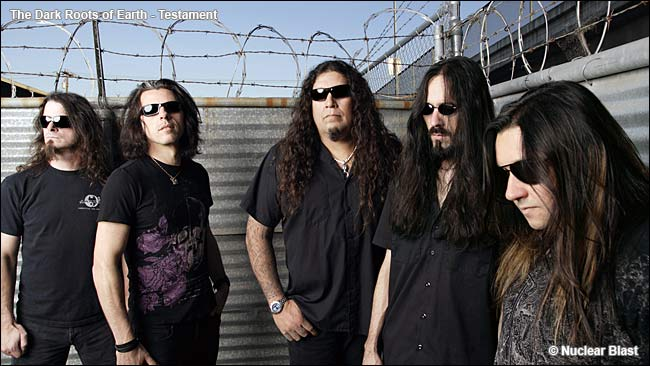 The Dark Roots of Earth - Testament