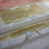 La Jolla Presbyterian Deck Waterproofing - 20131127_091630