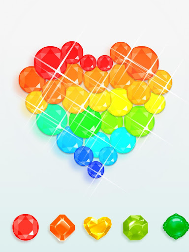Diamond art - Diamond coloring & Easy  Relaxing 1.8 screenshots 23